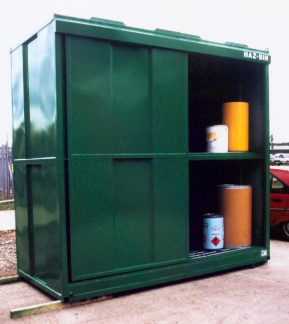 Drum & IBC Storage