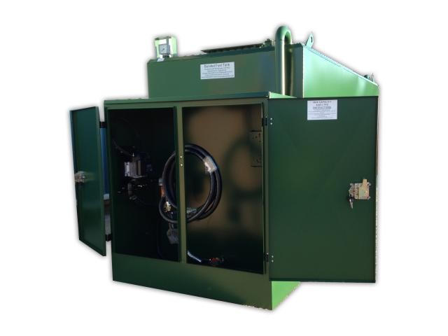 Totally Enclosed Bunded Tank - TEB