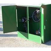 Free Standing Fuel Cabinet