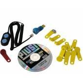 Piusi Self Service Software Kit USB - Yellow Keys